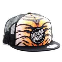 CAP SANTA CRUZ TIGER STRIPE